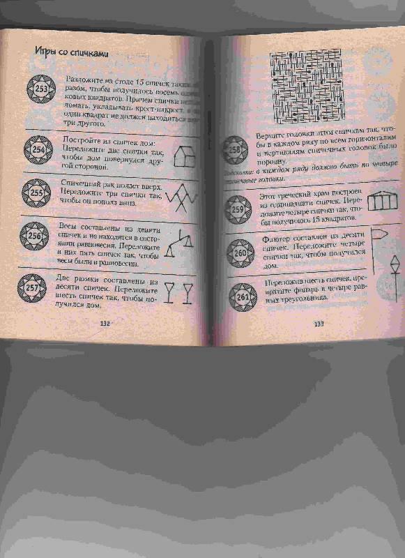 Иллюстрация 1 из 2 для 365 логических игр и задач | Лабиринт - книги. Источник: Урядова  Анна Владимировна