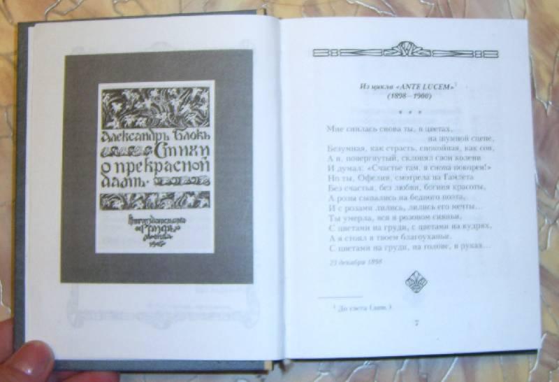 Иллюстрация 1 из 3 для Незнакомка: Стихотворения и поэмы - Александр Блок | Лабиринт - книги. Источник: mook