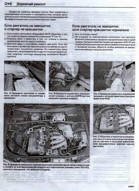 Иллюстрация 1 из 4 для Audi А4. Руководство по ремонту и обслуживанию - А.К. Легг | Лабиринт - книги. Источник: Panterra