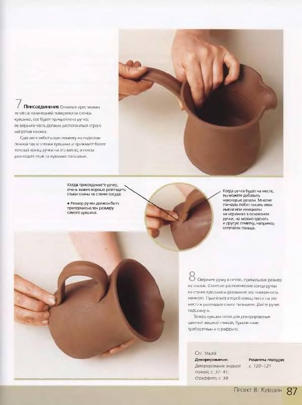 Как сделать глину для изделий