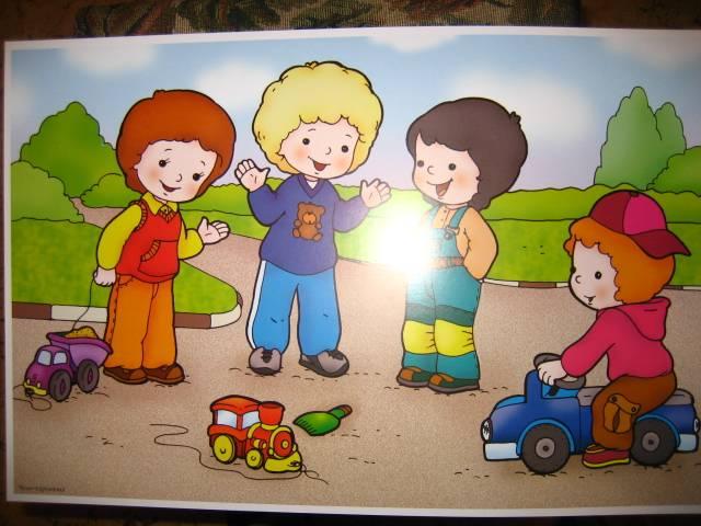 """Иллюстрация 4 к книге  """"Развитие речи в детском саду.  2-3 года.  Наглядно-дидактическое пособие """", фотография..."""