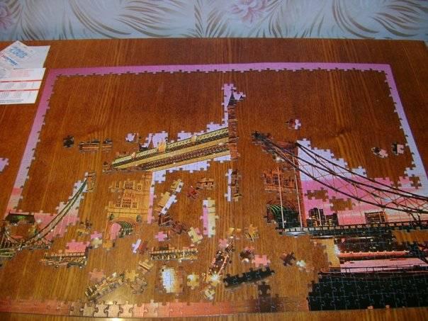 Иллюстрация 1 из 7 для Step Puzzle-1000 79015 Тауэр Бридж. Лондон | Лабиринт - игрушки. Источник: Hoty