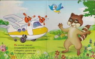 Иллюстрация 1 из 8 для Енот-пилот - Инна Ищук   Лабиринт - книги. Источник: _Елена_