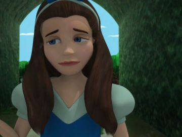 Иллюстрация 1 из 13 для Алиса в стране чудес (DVD) | Лабиринт - видео. Источник: Ляпина  Ольга Станиславовна