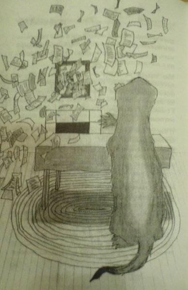 Иллюстрация 1 из 10 для Хроники Хорьков. Хорек-писатель в поисках Музы - Ричард Бах | Лабиринт - книги. Источник: Sundance