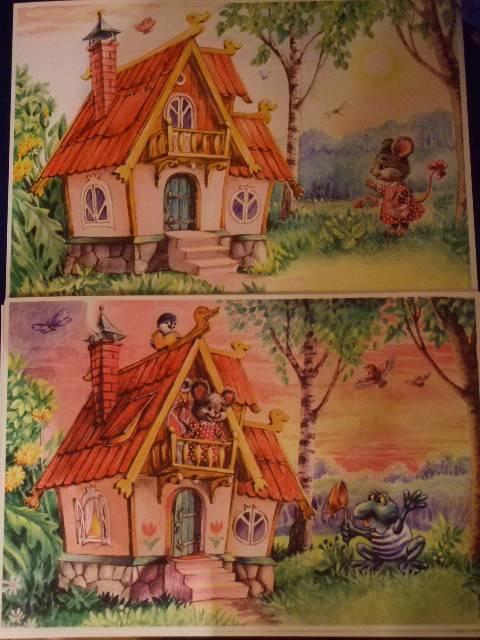 Иллюстрация 1 из 12 для Играем в сказку. Теремок. - Веракса, Веракса | Лабиринт - книги. Источник: *  Надежда