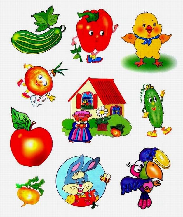 Иллюстрация 1 из 19 для Овощи, фрукты - Ольга Александрова | Лабиринт - книги. Источник: Panterra
