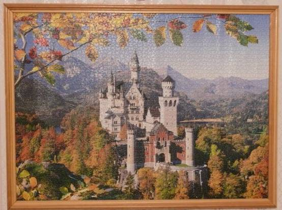 Иллюстрация 1 из 6 для Puzzle-3000. Бавария (C-300013) | Лабиринт - игрушки. Источник: Hoty