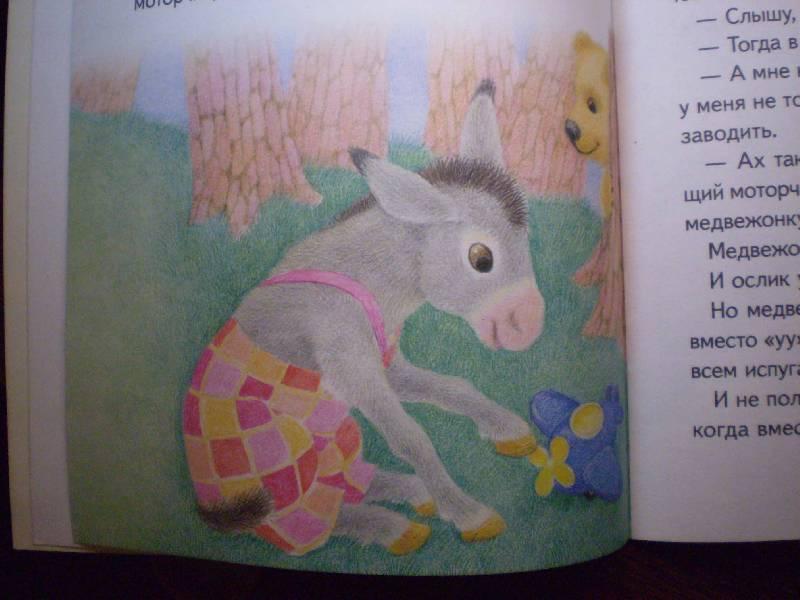 Иллюстрация 1 из 17 для Медвежонок и ослик - Геннадий Цыферов | Лабиринт - книги. Источник: маленькое чудо