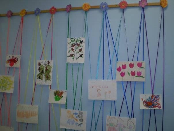 Сделать стенд своими руками в детском саду мастер класс