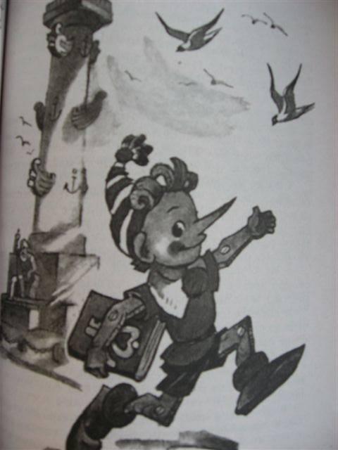 Иллюстрация 1 из 32 для Приключения Буратино: Сборник сказок - Алексей Толстой | Лабиринт - книги. Источник: Юта
