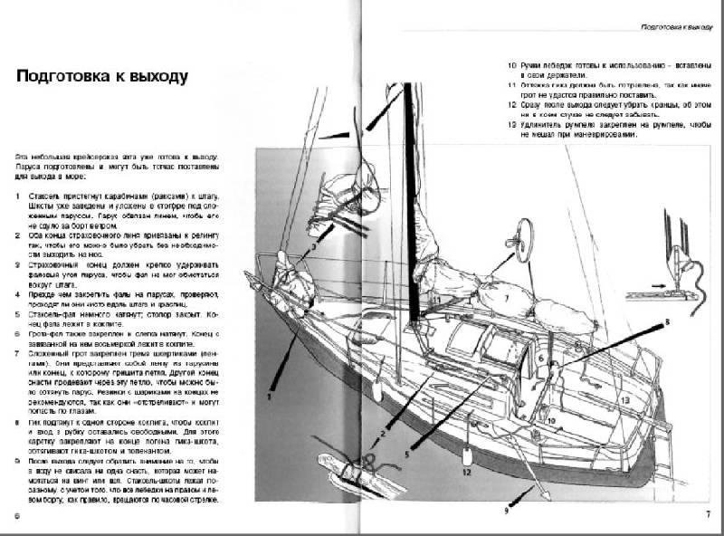 Иллюстрация 1 из 27 для Маневры под парусами - Дас, фон | Лабиринт - книги. Источник: Ляпина  Ольга Станиславовна