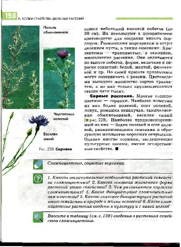 Гдз По Биологии 6 Класс Учебник Викторов Никишов