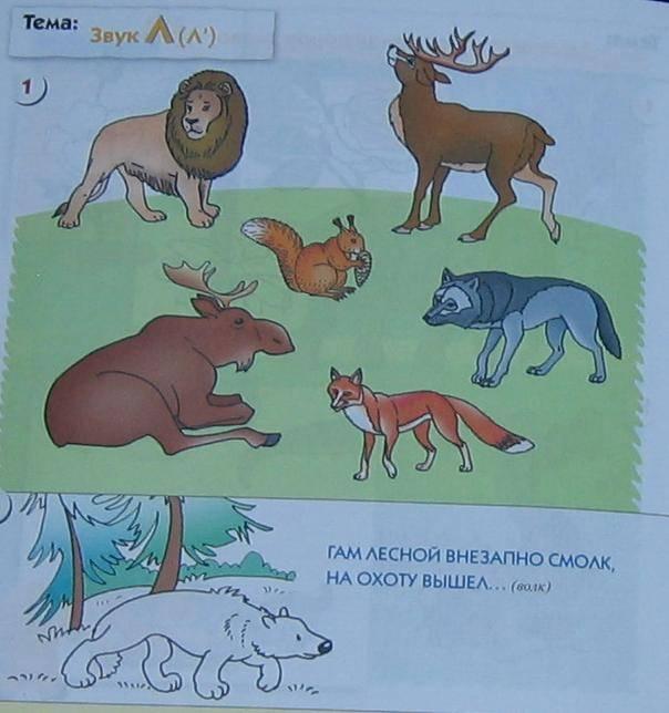 Иллюстрация 1 из 9 для Уроки грамоты для малышей. Средняя группа. - Денисова, Дорожин   Лабиринт - книги. Источник: Кira