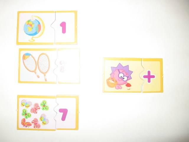 Иллюстрация 1 из 9 для Мини-игры: Смешарики. Веселый счет | Лабиринт - игрушки. Источник: каун лариса сергеевна