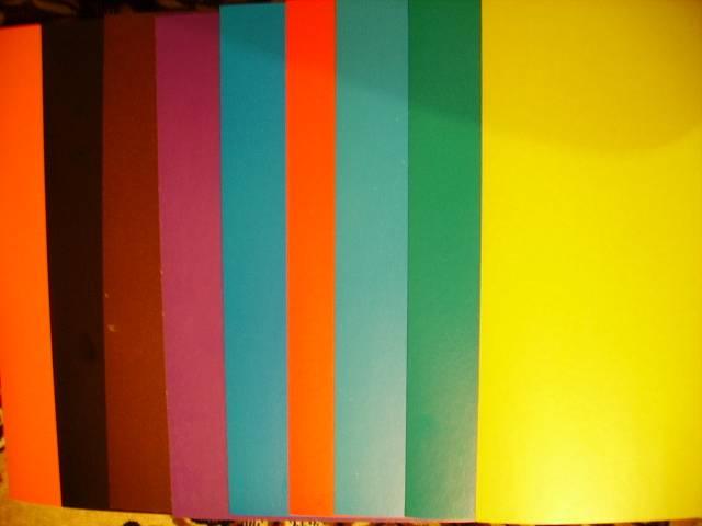 Иллюстрация 1 из 3 для Картон цветной магический А4 10 листов 10 цветов L-05-210 (Букет) | Лабиринт - канцтовы. Источник: Rainbow