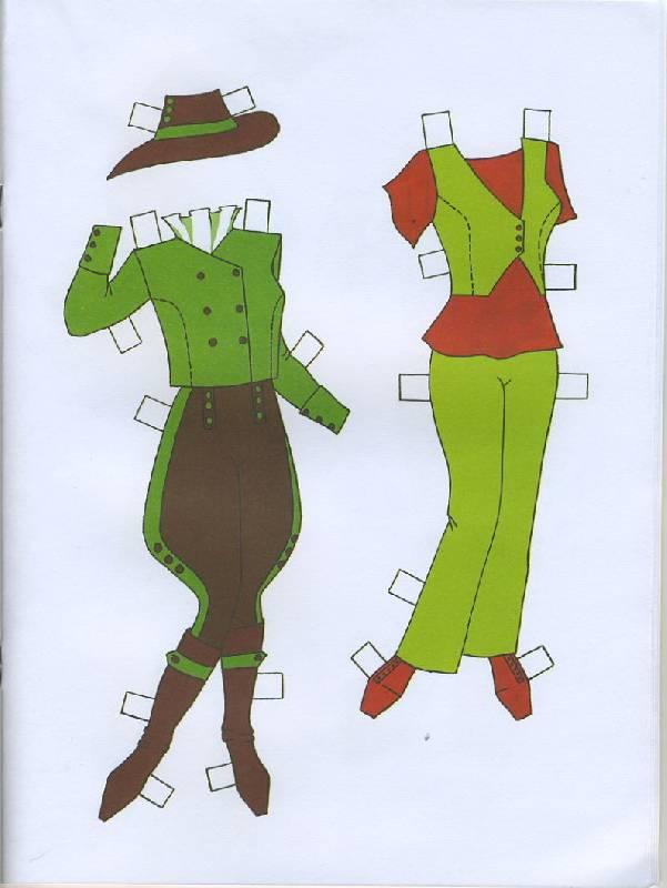 Иллюстрация 1 из 6 для Одеваем Лизу | Лабиринт - книги. Источник: Machaon