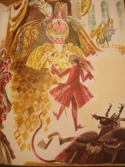 Иллюстрация 1 из 29 для Щелкунчик и Мышиный король - Гофман Эрнст Теодор Амадей | Лабиринт - книги. Источник: Kisа