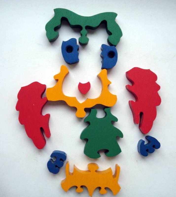 Иллюстрация 1 из 3 для Сова (Д-084) | Лабиринт - игрушки. Источник: Бривух