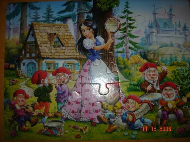 Иллюстрация 1 из 2 для Puzzle-25. Белоснежка (В-25077) | Лабиринт - игрушки. Источник: Исаенкова Мария Александровна