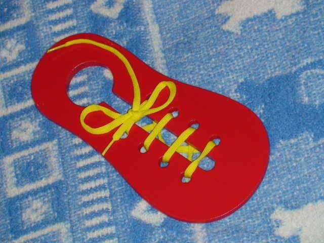 Иллюстрация 1 из 2 для Кед круглый крашеный шнуровка | Лабиринт - игрушки. Источник: _Елена_