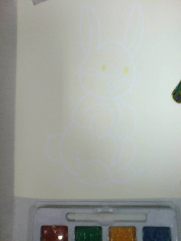 Иллюстрация 1 из 4 для Волшебный мелок и чудо-краски (щенок)   Лабиринт - книги. Источник: Настёна