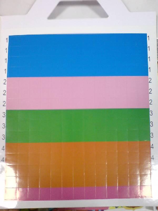 Иллюстрация 1 из 17 для Мозаика с наклейками. Фиолетовая | Лабиринт - книги. Источник: Настёна