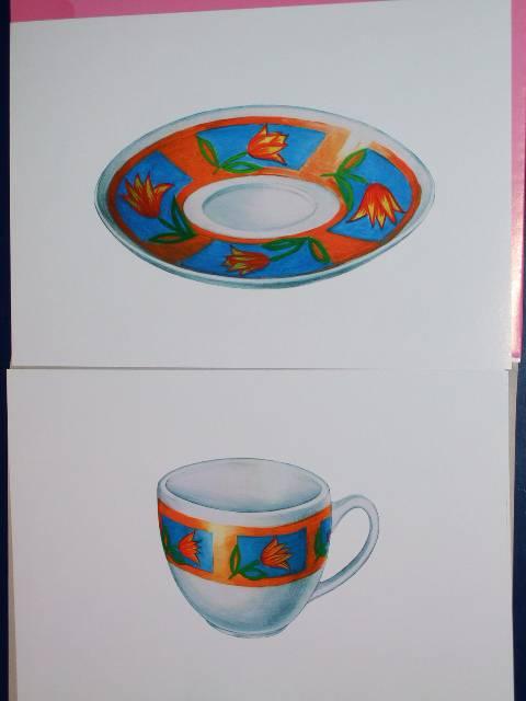 Иллюстрация 1 из 7 для Посуда | Лабиринт - книги. Источник: *  Надежда