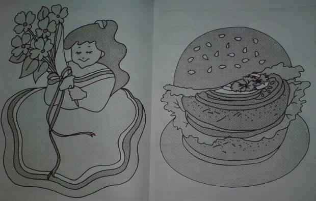 Иллюстрация 1 из 10 для Магические краски. Кит (красная) | Лабиринт - книги. Источник: Настёна