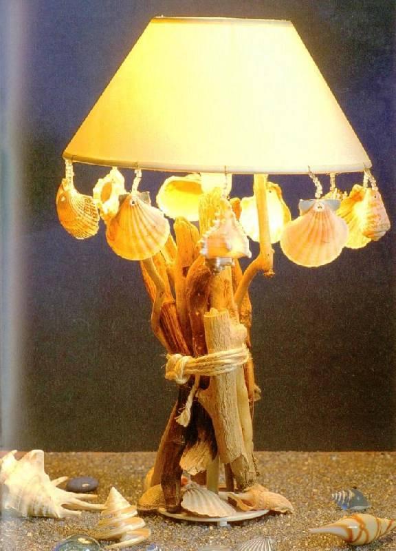 Как украсить светильник бра своими руками 37
