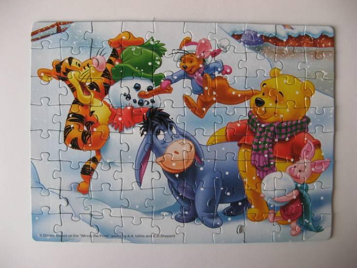 Иллюстрация 1 из 3 для Step Puzzle-80 77101 Аладдин | Лабиринт - игрушки. Источник: Весна пришла