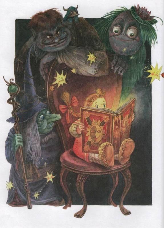 Иллюстрация 1 из 19 для Самые страшные сказки | Лабиринт - книги. Источник: Zhanna