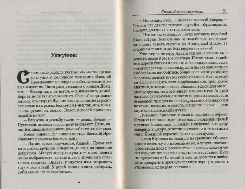 Иллюстрация 1 из 18 для Князь: Золото мертвых - Александр Прозоров | Лабиринт - книги. Источник: Pallada