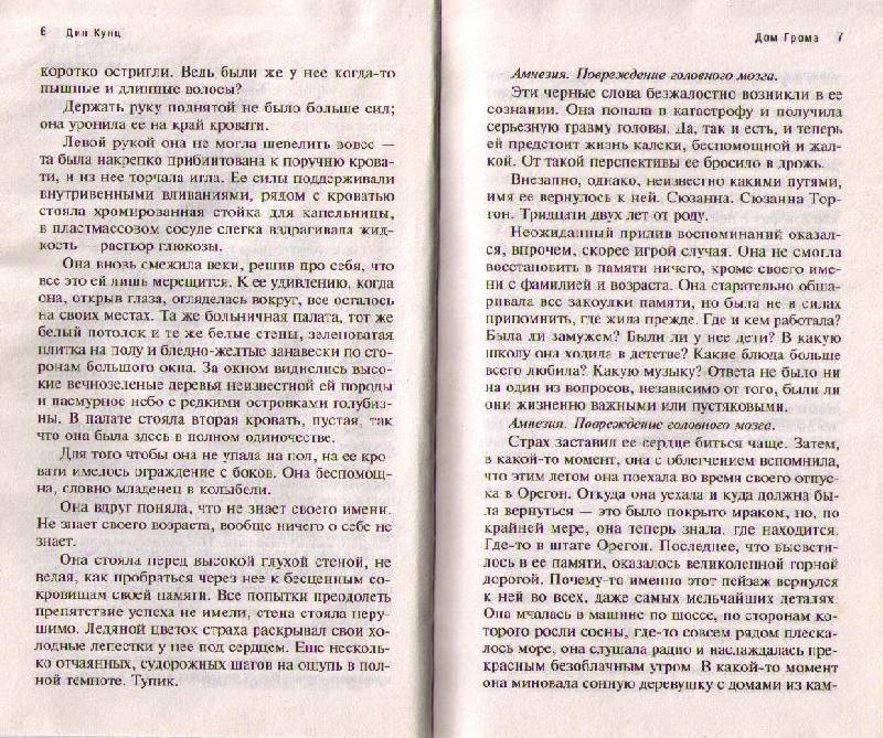 Иллюстрация 1 из 8 для Дом грома: Роман - Дин Кунц | Лабиринт - книги. Источник: In@