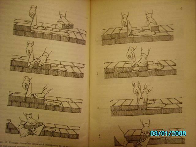 Иллюстрация 1 из 3 для Искусство кирпичной кладки | Лабиринт - книги. Источник: Звездочка