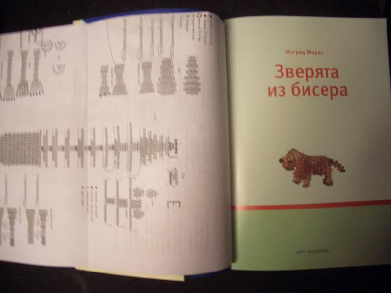 Иллюстрация 1 из 14 для Зверята из бисера - Ингрид Морас | Лабиринт - книги. Источник: unnamed