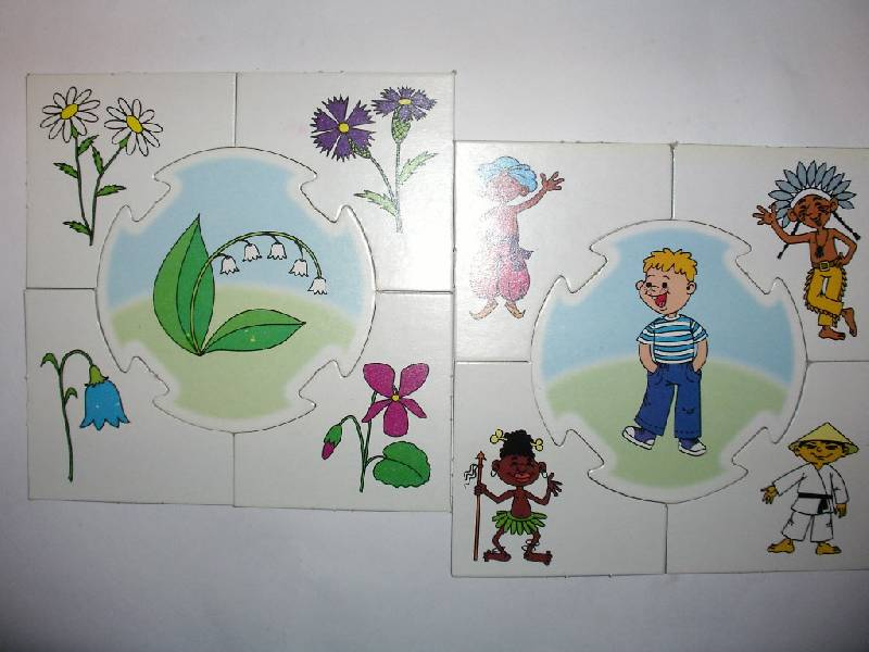 Иллюстрация 1 из 5 для Живая природа. Игра/00052/ | Лабиринт - игрушки. Источник: Tiger.