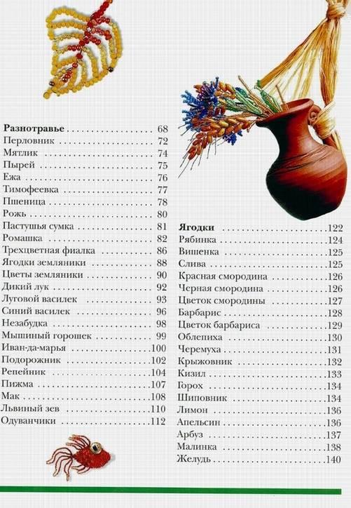 Для начинающих - Ляукина М. - Бисер 2008, DjVu, RUS.