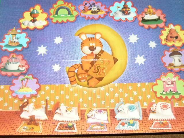 Иллюстрация 1 из 14 для 8642/Спокойной ночи, малыши! | Лабиринт - игрушки. Источник: Ромашка:-)