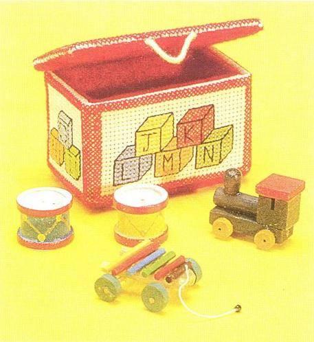 Объемная вышивка крестом игрушки сувениры подарки 70