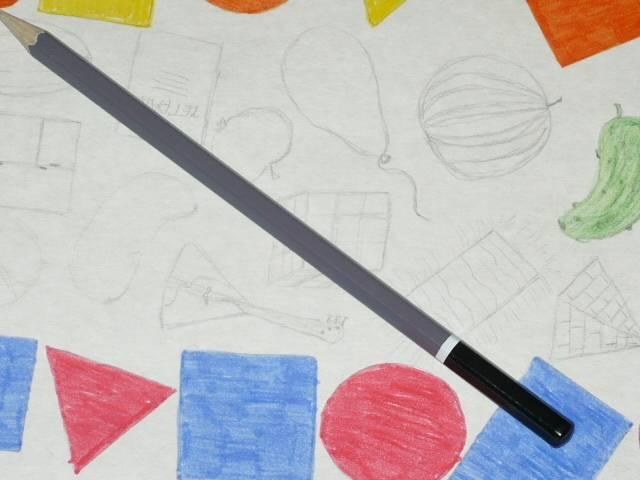 Иллюстрация 1 из 2 для Карандаш черный грифельный Technisch Н (121219-04)   Лабиринт - канцтовы. Источник: Ромашка:-)