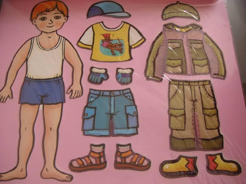 Иллюстрация 1 из 14 для Трафареты пластиковые. Наряди мальчика | Лабиринт - игрушки. Источник: kisska
