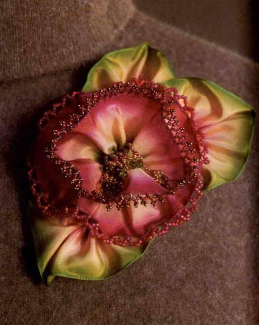 Цветы из бисера скачать фото - Фото цветов.