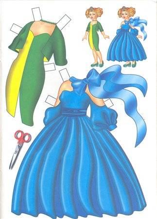 Иллюстрация 1 из 9 для Одень куклу: Мисс Россия | Лабиринт - игрушки. Источник: Крылова  Светлана Александровна