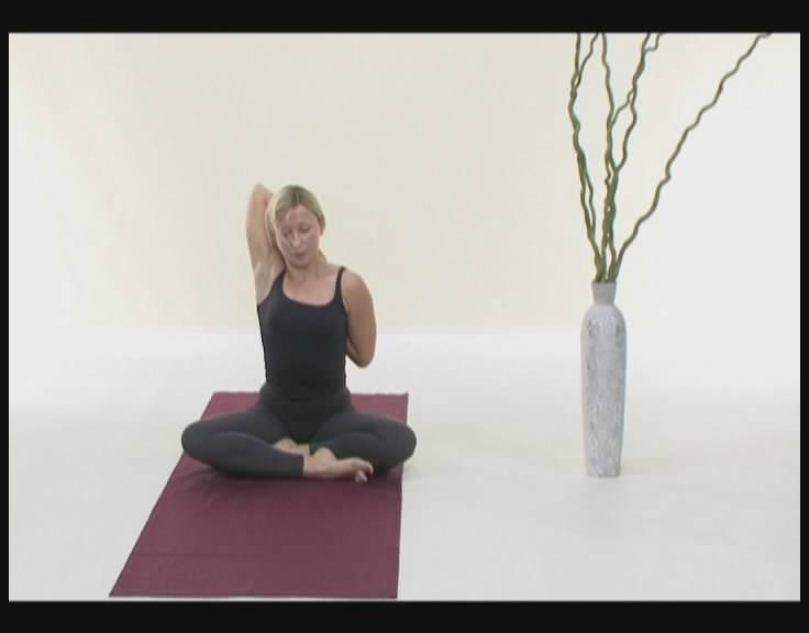 Интенсивная йога для похудения