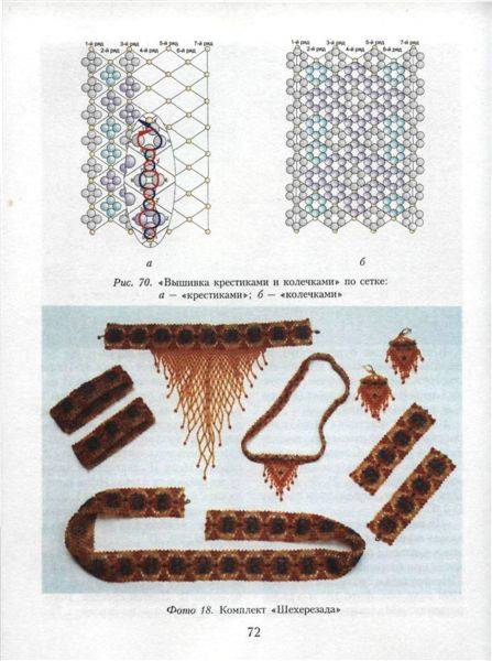Схемы бисер Плетения сувениры фенечки колье мастерам жгуты бисер божко схемы.
