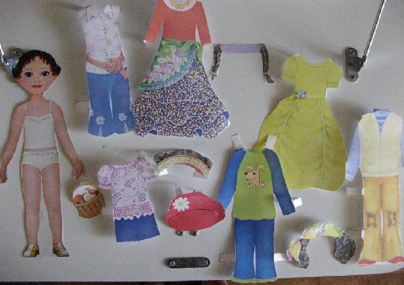 Иллюстрация 1 из 2 для Любимая кукла: Сашенька | Лабиринт - игрушки. Источник: libe