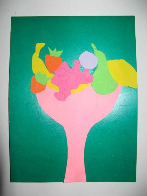 Иллюстрация 1 из 5 для Трафарет фигурный. Ананас с фруктами | Лабиринт - игрушки. Источник: libe