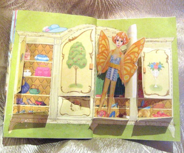 """Иллюстрация 17 к игрушке  """"Бумажная кукла с домиком.  Фея Ромашка """", фотография, изображение, картинка."""