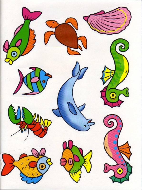 Иллюстрация 1 из 8 для Море - Л. Калинина | Лабиринт - книги. Источник: С  М В